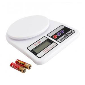 Stealodeal 7 Kg White Electronic Kitchen Weighing Scale With...