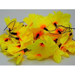 Tucasa Yellow Flower String Light, DW-18