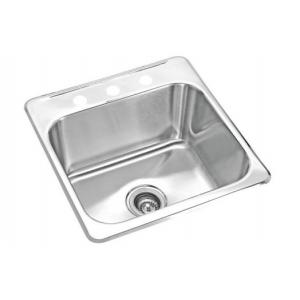 Buy neelkanth nk sb31 two tone single bowl stainless steel sink at neelkanth nk sb32 two tone single bowl stainless steel sink workwithnaturefo