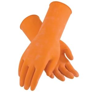 Latex Hand Gloves, HNP-LTX-12, Size: 12 Inch (Pack Of 10)