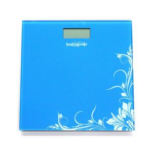 Healthgenie Blue Digital Weighing Scale, HD 221
