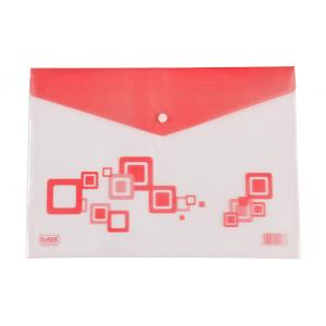 Saya Red Clear Bag Radiant, Dimensions: 340 X 15 X 350 Mm, Weight:...