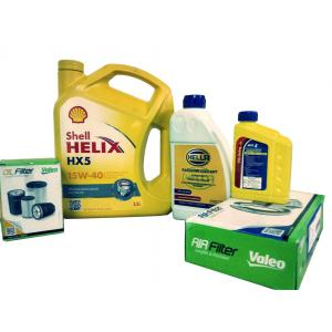 Combo General Economical Service Kit For Mahindra Verito Diesel