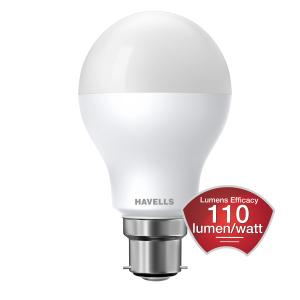 Havells NEW ADORE 5W B-22 LED Bulbs, LHLDERUEML8X005 (Pack Of 2)