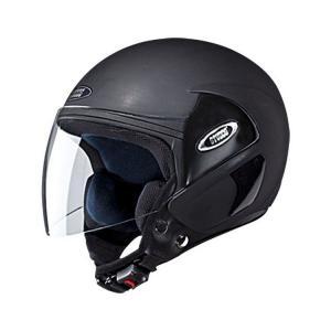 Studds Cub Matte Black Open Face Helmet, Size: Large