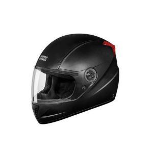 Studds Professional Black Full Face Helmet, Size: Largearge 58cm