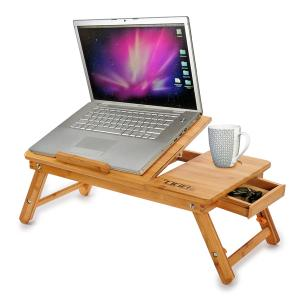 DGB Jumbo Value Plus Wooden Cooling Laptop Table