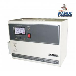 Rahul H-40140 A 4kVA/16A 140-290V 3 Step Copper Transformer Stabilizer For 1.5 Ton AC