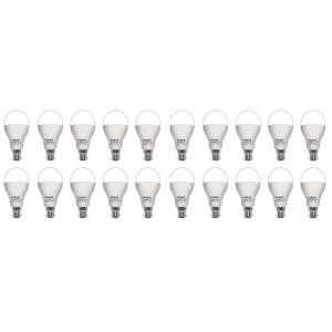 FORUS 12W White LED Bulb (Pack Of 20)