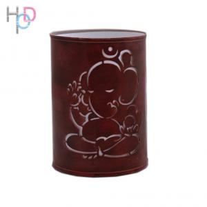 Height Of Design HODNL27 Brown Ganesha Night Lamp