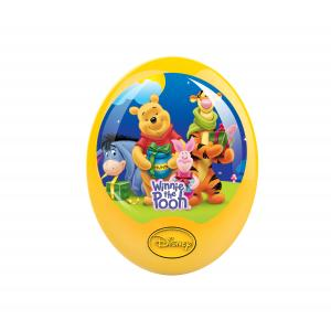 GM Disney Beetle Lamp With Switch (Winnie The Pooh With Friends), 3113