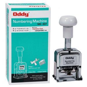 Oddy 10 Digit Numbering Machine, OD-NM-10D