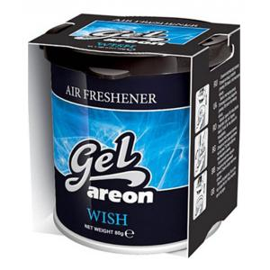 Areon 80g Wish Gel Air Freshener for Car