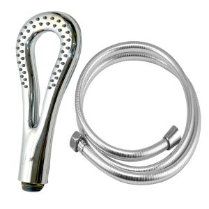 Valentino Aura Hand Shower With 1.5 Meter PVC Tube And Wall Hook, VHS-0587-1
