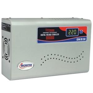 Microtek EM 5130+ Digital AC Voltage Stabilizer