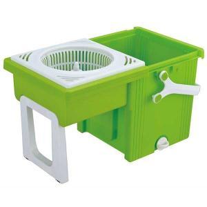 Kawachi 360 Easy Spin Mops Foldable Mop Bucket