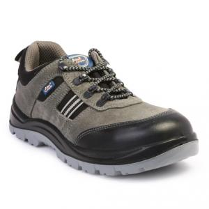 Allen Cooper AC-1156 Low Ankle Steel Toe Safety Shoes, Size: 8