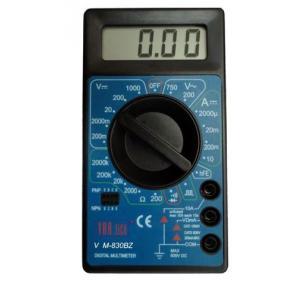 Vartech Digital Multimeter (Basic), M 830 BZ