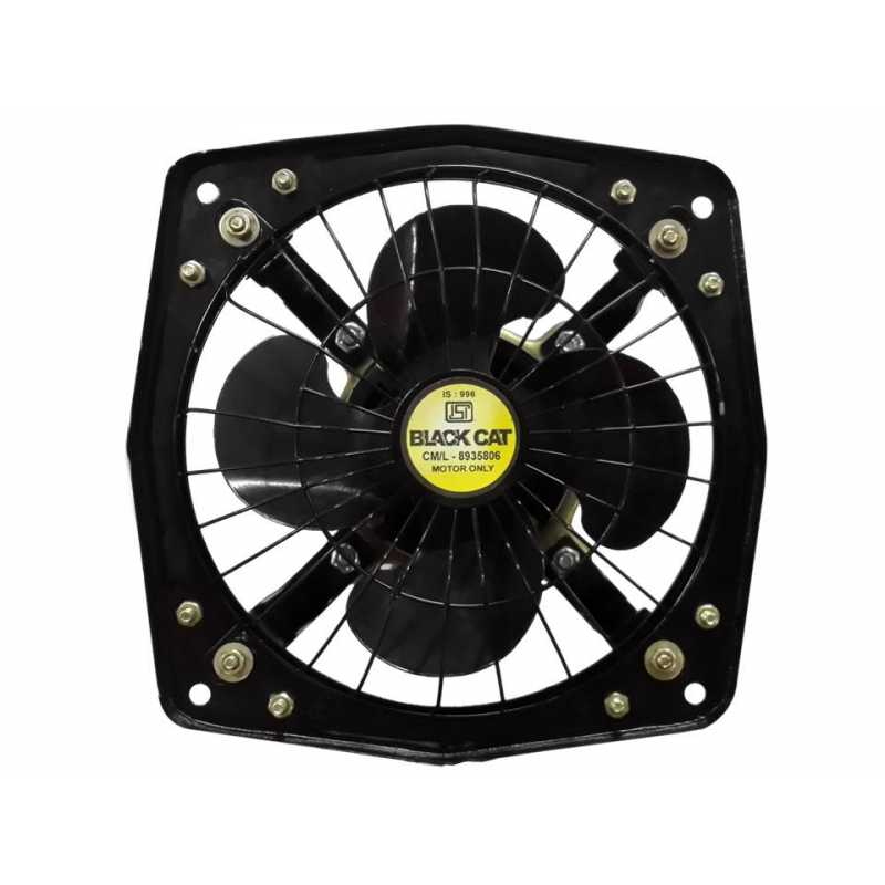 Buy Black Cat Exhaust Fan, FH-006, Speed: 2200 rpm at Rs. 656