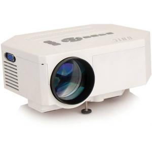UNIC UC 30 White LED Projector