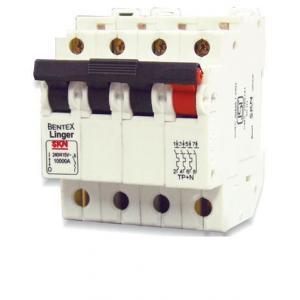 Bentex 32A Triple Pole Neutral B Type MCB (Pack of 3)