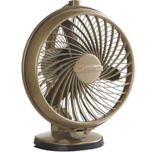 Luminous Buddy 230mm Hi-Speed Personal Table Fan, Colour: Olive