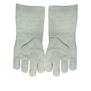 Samarth Asbestos Commercial/Everest Hand Gloves, Size: 12 Inch