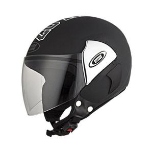 Studds Cub 07 Decor Black Open Face Helmet, Size: Large