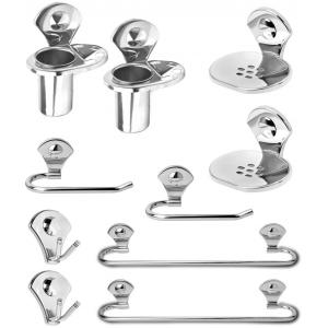 Doyours Royal Series Stainless Steel 5 Pieces Bathroom Set, DY-1127