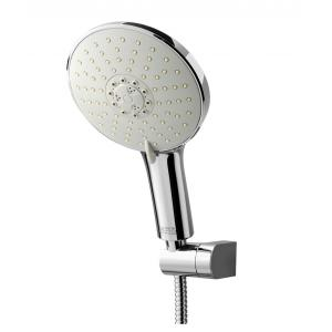 Home Decor 1.5m Elite Multi Flow Hand Shower with SS Flexible Hose & Hook Shower Head, hdheld02