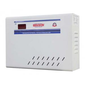 Servokon 4 kVA 110-300V AC Voltage Stabilizer, SS4110