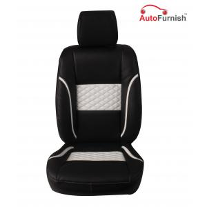 Autofurnish Black Custom Fit Leatherette 3D Car Seat Cover Complete...