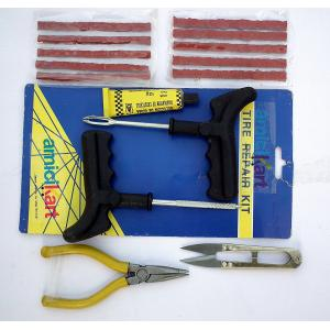 Amicikart Tubeless Tyre Puncture Repair Kit
