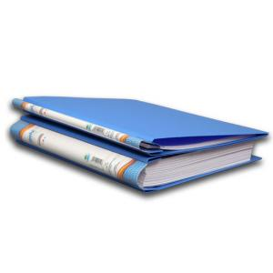 Solo Expando File, EF101, Size: A4, Colour: Blue (Pack of 10)