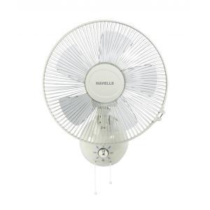 Havells Light Grey Swing Dzire Wall Fan, Sweep: 300 Mm