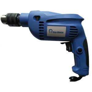 Trumax 13mm Impact Drill Machine with Forward Reverse Function, Mx113A