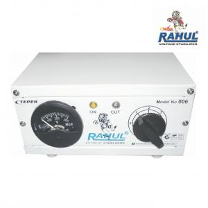 Rahul 006 A 350VA 140-290V 1 LCD/LED TV + DVD/DTH/Home Theatre Stabilizer