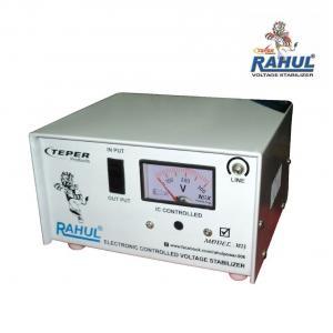 Rahul 1023 C 600VA/2A 140-290V 1 Refrigerator 90 to 185 Litre Automatic 3 Step Stabilizer