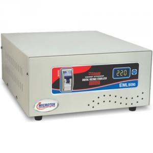 Microtek 5KVA Mainline Digital Voltage Stabilizer, EML 5090+