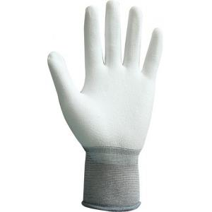 Proteger Nanoflex White PU Gloves, Size: M (Pack Of 12)