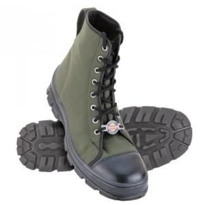 Liberty Warrior High Ankle Olive Green Jungle Boot, 7188-46, Size-7