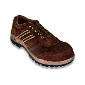 JK Steel TALENTB Steel Toe Brown Safety Shoes, Size: 9