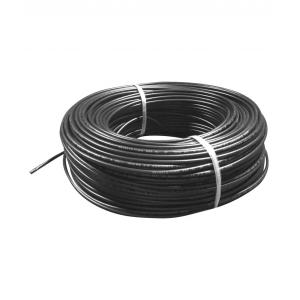 Gloster XLPE 2 Core Black 100m Unarmoured Cable, Size: 70 Sq Mm