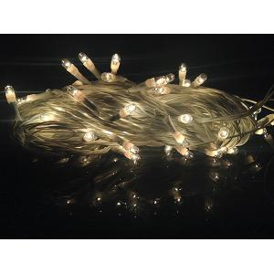 Blackberry Overseas 7m Warm White Coloured Decorative Rice LED Light