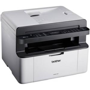 Brother DCP-1616NW Compact Monochrome Laser Multi-Function Printer Scanner and Copier
