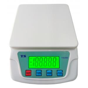 Baijnath Premnath 5 Kg Premium Digital High Accuracy Multi-Purpose Weighing Scale, Ts-200_5kg