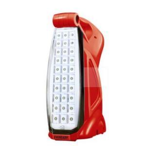 Eveready HL52 3V Red Rechargeable Emergency Light