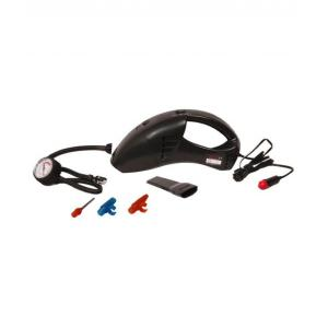 Cartronics 2 in 1 High Quality Car Vacuum Cleaner with Air Compressor Set