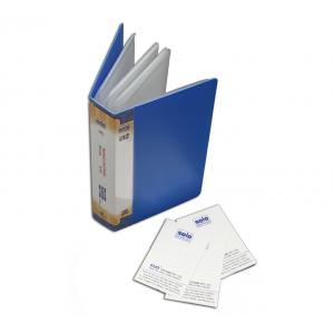Solo Business Card Holder, BC802, Size: 240 Cards, Colour: Blue