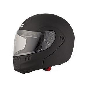 Studds Ninja 3G Flip Up Matte Black Full Face Helmet, Size: XL